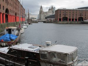 The Docks at Liverpool
