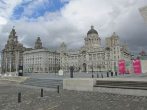 The Liver Building and Customs House