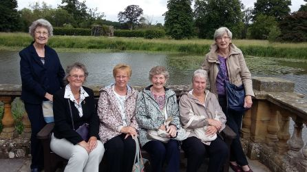 Ladies at Hever
